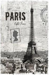 MISDA Obraz na plátne Paris