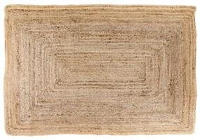 Svetlohnedý koberec House Nordic Bombay, 90 × 60 cm