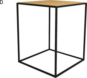 MF Konferenčný stolík Rozeta Typ: Typ D