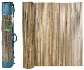 TZB Bambusová zástena 1,2x3 m