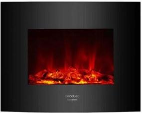 Elektrický krb Cecotec Ready Warm 2200 Curved Flames