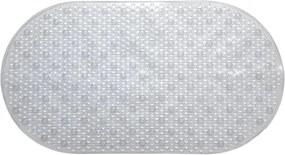 Protišmyková podložka do kúpeľne Multi 69x39 cm číra PRED207