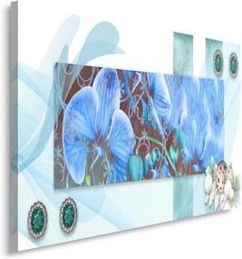 CARO Obraz na plátne - Orchid Composition 2 40x30 cm