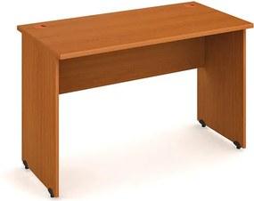 Pracovný stôl, rovný 1200 x 600 mm, čerešňa