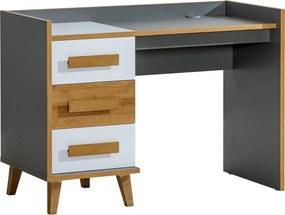 MEBLINE W8 Písací stôl WERSO