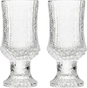 Poháre na biele víno Ultima Thule 0,16l, 2ks, číre Iittala