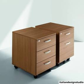 IDS Cassettiera Wood