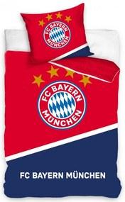 Futbalové obliečky FC Bayern Mníchov Blau Boden