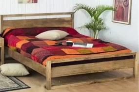 Furniture-nabytok.sk - Masívna posteľ 200x200 - Nimai