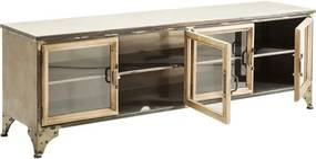 KARE DESIGN Televízny stolík Kontor Metal