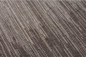 Kusový koberec Aramis tmavo hnedý, Velikosti 120x170cm