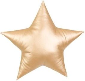 lovel.sk Vankúšik hviezdička Shiny - Gold