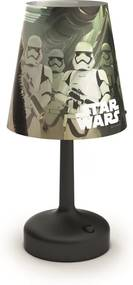 LED prenosná stolná lampa Philips Star Wars 71796/30 / P0