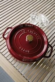 Staub Cocotte hrniec kulatý 30 cm 8,35 l