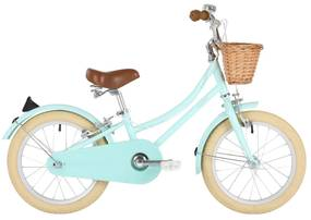 """Bicykel Bobbin Gingersnap 16"""" tyrkysový"""