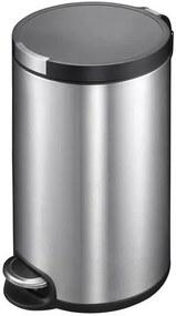 SAPHO ARTISTIC odpadkový kôš 5l, Soft Close, brúsená nerez DR025