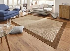 Hanse Home Collection koberce Kusový koberec Natural 102720 Braun - 80x150 cm