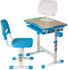 FD Rastúci písací stôl so stoličkou pre deti Pikolo