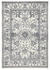 Sivý koberec Zala Living Glorious, 70 × 140 cm