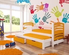 Detská rozkladacia posteľ Jasmine