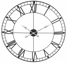 DekorStyle Nástěnné hodiny RETRO