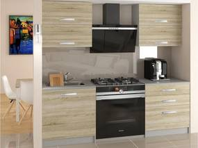 Malá kuchynská linka Havana 120 cm