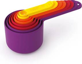 Joseph Joseph Súprava stohovateľných odmeriek Multi-colour Nest™ Measure
