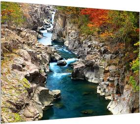 Obraz tečúceho čistého potoka (K014367K7050)