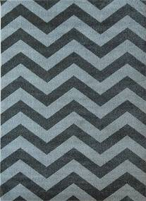 Berfin Dywany Kusový koberec Aspect 1961 Dark Silver - 200x290 cm