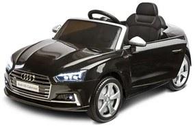 TOYZ Toyz Audi Elektrické autíčko Toyz AUDI S5 - 2 motory black Čierna |