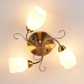 Romanticky navrhnuté stropné svietidlo Amedea