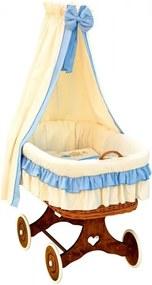 SC Prútený košík pre bábätko Martin