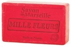 LE CHATELARD Mydlo Marseille 100 g - tisíce kvietkov