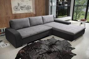 Moderná rohová sedačka Korzika
