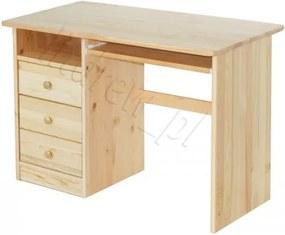 Detský písací stôl stôl BR04