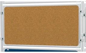 Korková tabuľa pre paravány TM, výška 900 mm
