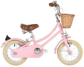 "Bicykel Bobbin Gingersnap 12"" ružový"