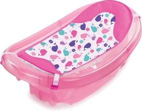 SUMMER INFANT Kúpacia vanička Sparkle'n Splash ružová