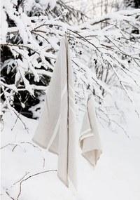 Osuška Usva 70x130, ľan-biela Lapuan Kankurit
