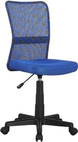 Kancelárska stolička STUDENT - modrá