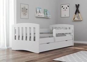 Detská posteľ Ourbaby Classic biela 160x80 cm