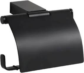 Držiak toaletného papiera Bemeta Nero čierna 135012010