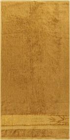 4Home Uterák Bamboo Premium svetlohnedá, 50 x 100 cm