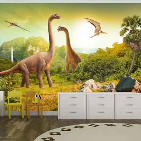 Fototapeta svet dinosaurov - Dinosaurs