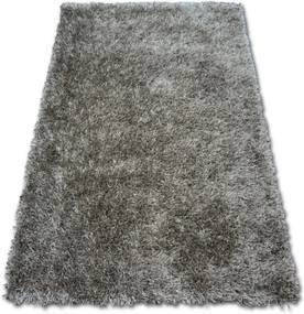Luxusný kusový koberec Shaggy Lilou béžový 2, Velikosti 80x150cm