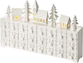 EMOS LED Adventný kalendár 3xLED/0,36W/2xAA EMS232