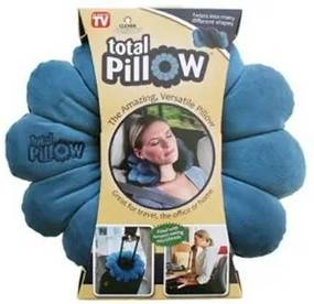 DR Vankúš Total Pillow Červená