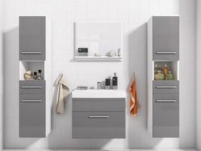 Elegantná kúpeľňa LUPO MAX 11 lesk