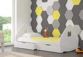 Kvalitná detská posteľ rozkladacia Kelly 05