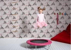 detské tapety na stenu Boys and Girls 4 9355-05